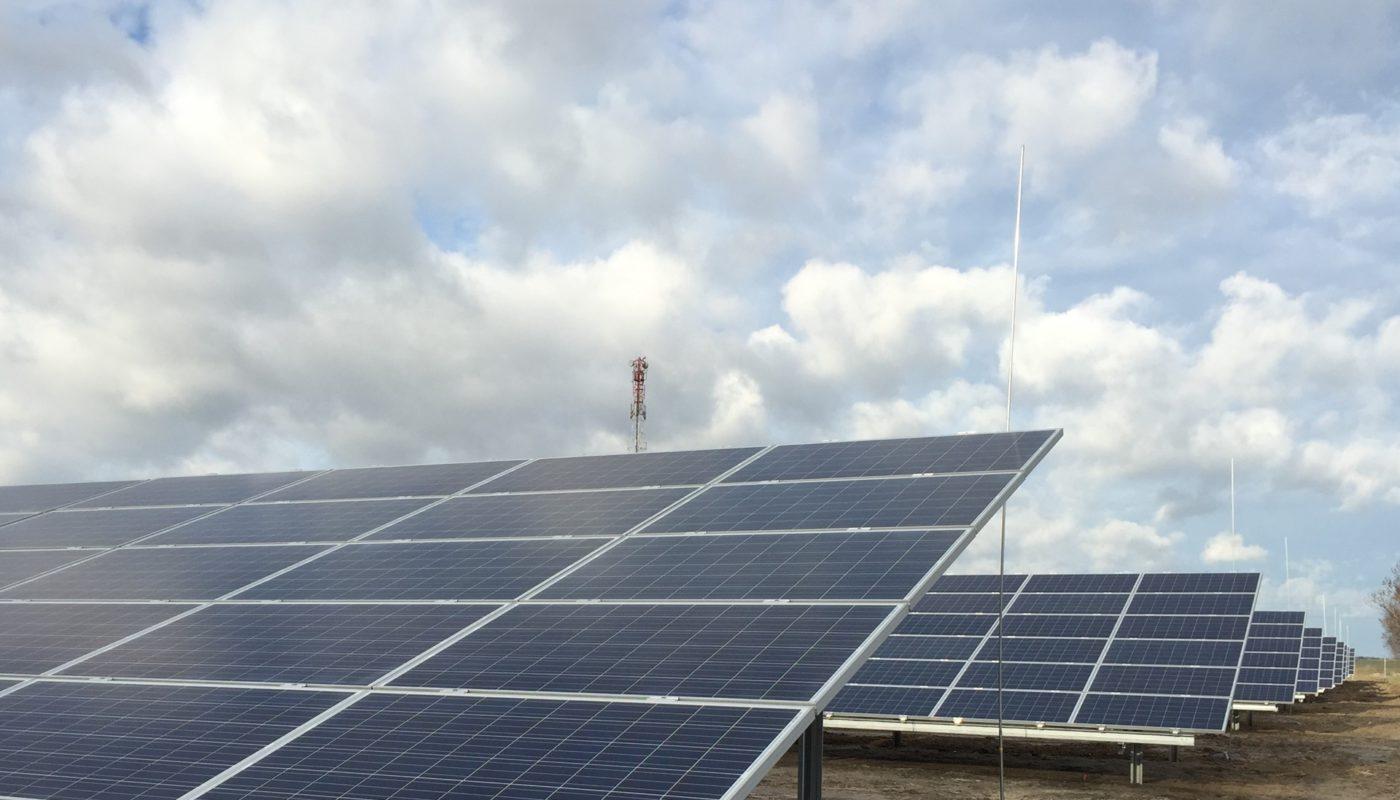 Elektrownia fotowoltaiczna w Zduńskiej Woli