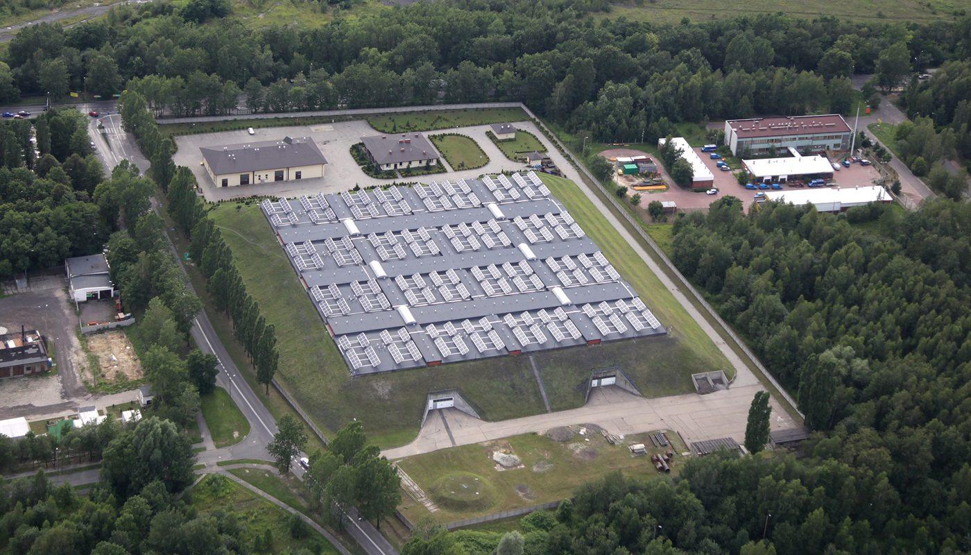 Elektrownia fotowoltaiczna w Rudzie Śląskiej