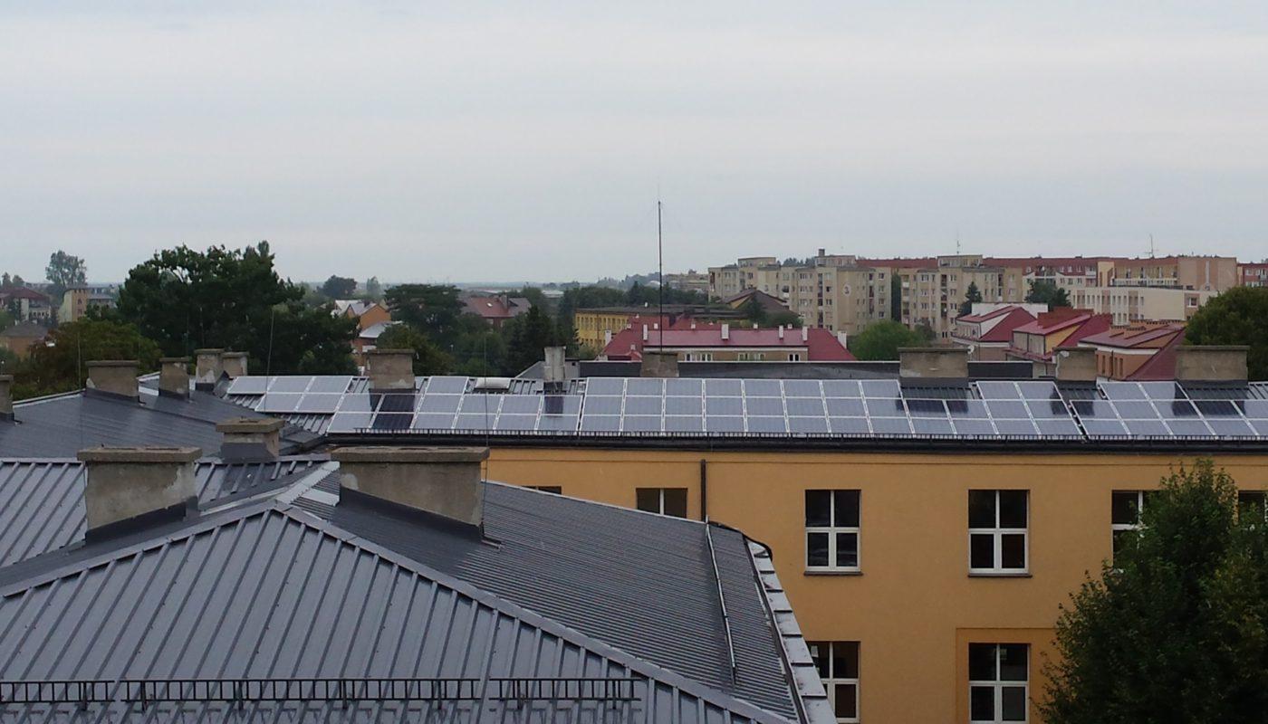 Instalacje fotowoltaiczne w Kolnie