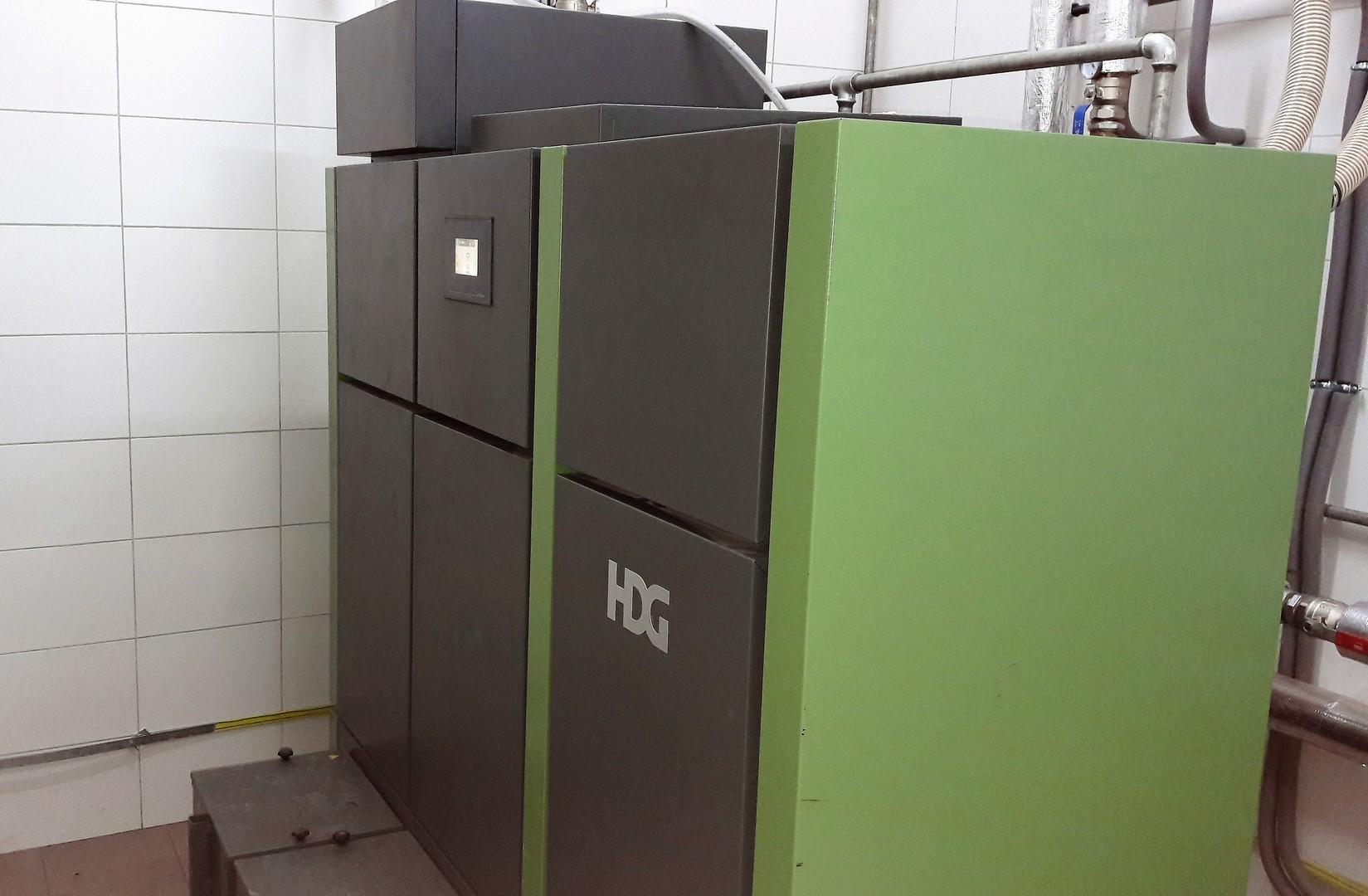 Kotłownie biomasowe