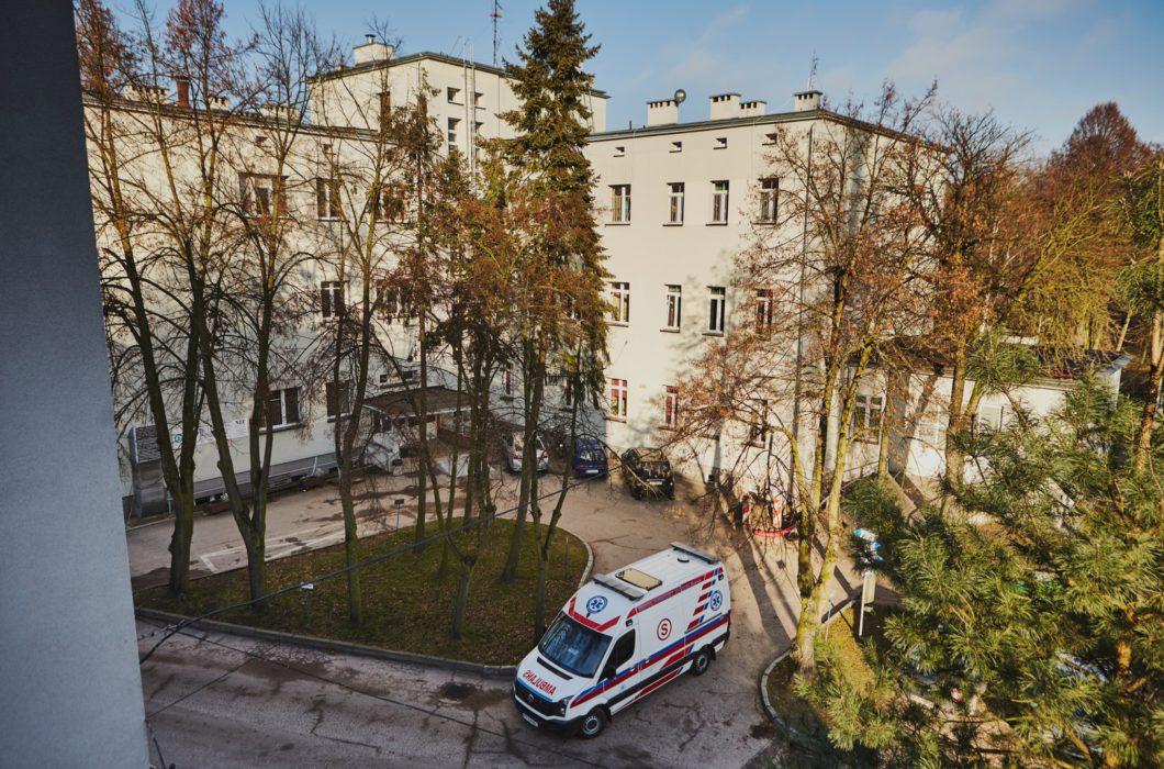 Kotłownia biomasowa w szpitalu powiatowym w Wyrzysku