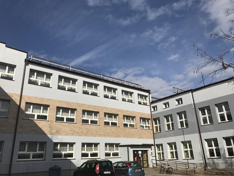 Termomodernizacja szkoły w Inowłodzu