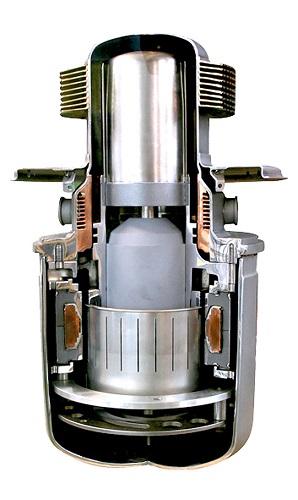 Silnik Stirlinga_Kocioł kogeneracyjny na pellet Okofen Pellematic Smart_e