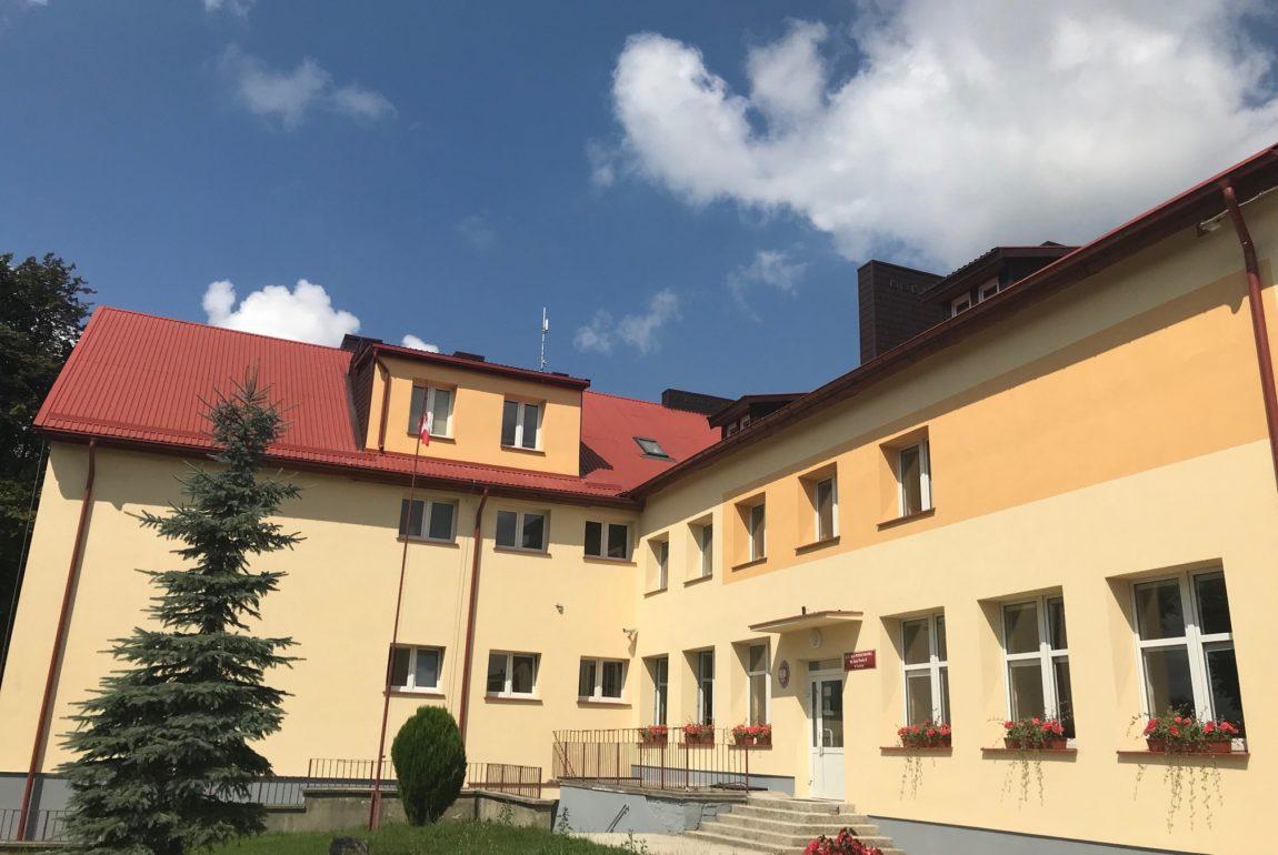 Kompleksowa modernizacja szkoły podstawowej w Leźnie 5