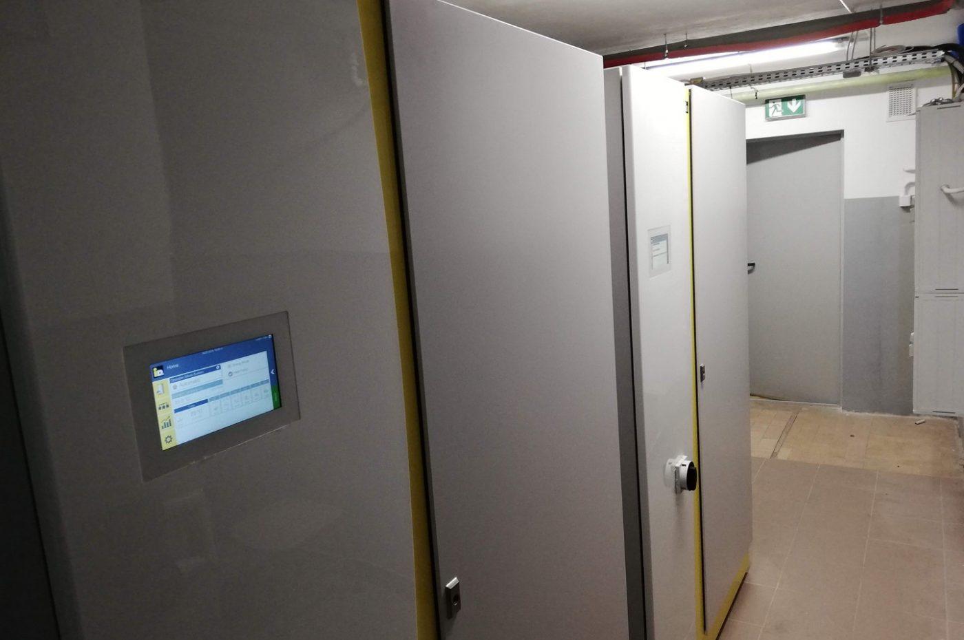 Gruntowe pompy ciepła o mocy 123 kW w urzędzie gminy Wierzbica
