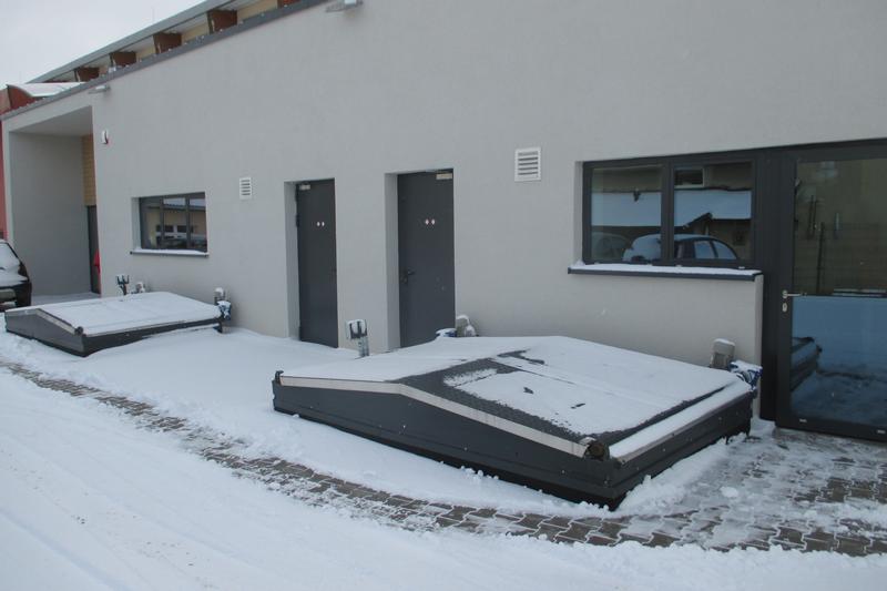 Kotłownia biomasowa 500 kW w Witoszowie Dolnym