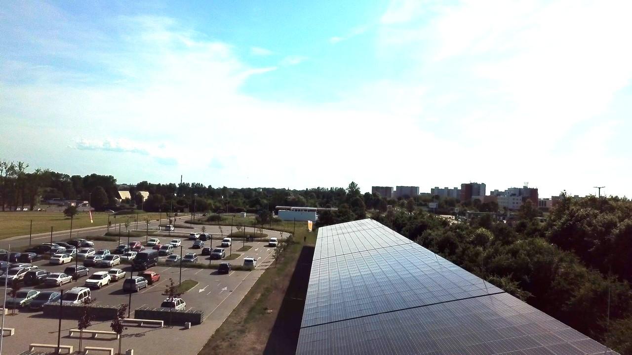 Elektrownia fotowoltaiczna 400 kW w aquaparku Koszalin