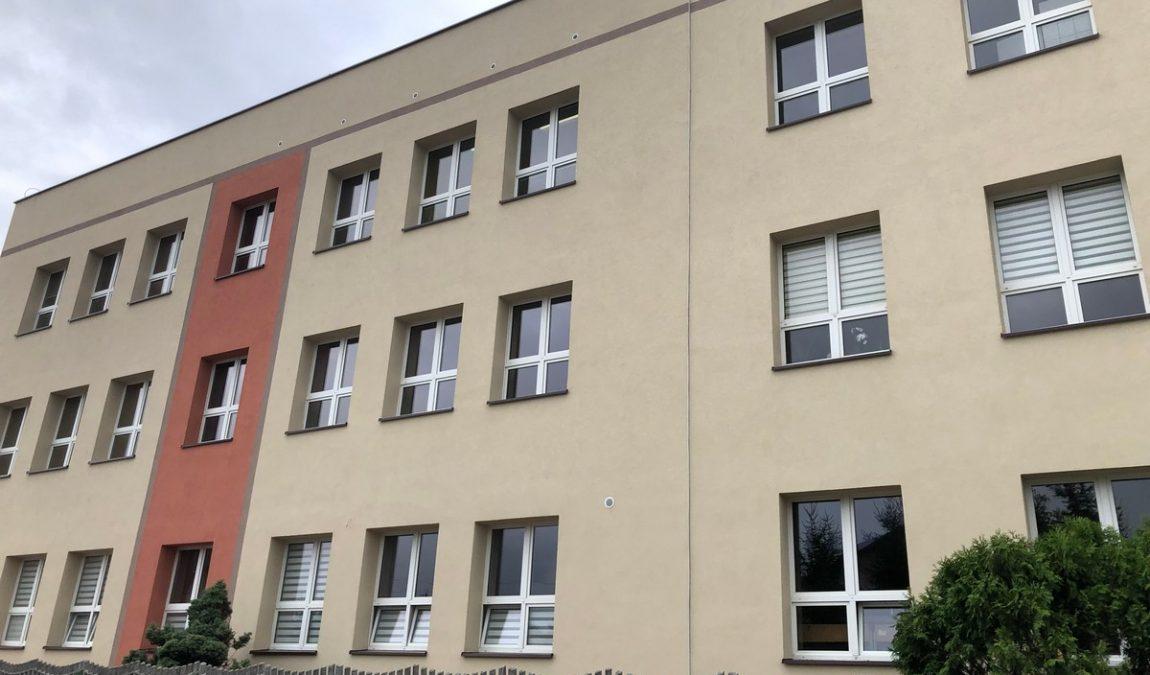 Termomodernizacja Zespołu Szkolno-Przedszkolnego w Miedźnie - kotłownia biomasowa