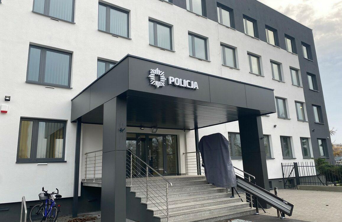 Przebudowa komisariatu policji Toruń-Rubinkowo