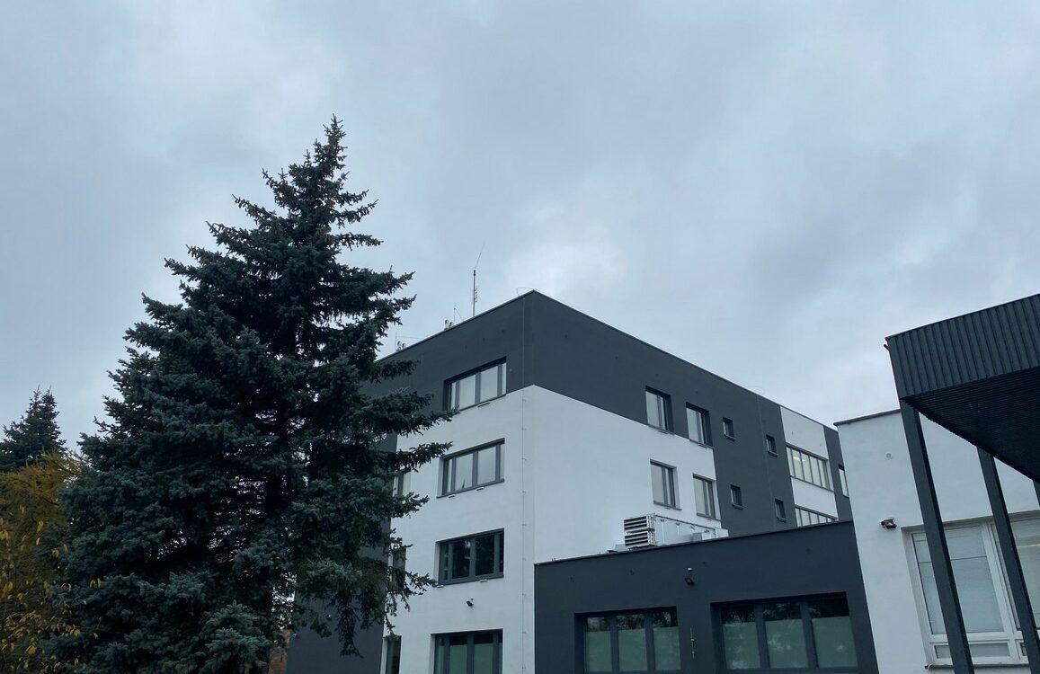 Siedziba komisariatu policji Toruń-Rubinkowo po remoncie